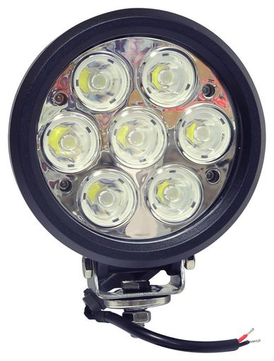 70W HIGH POWER ROUND LED DRIVING SPOT LIGHT