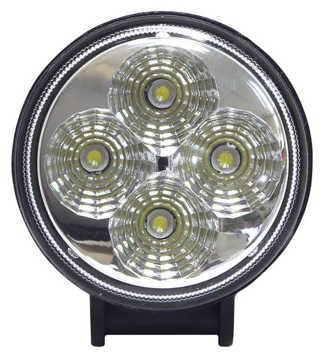 12W COMPACT ROUND LED DRIVING LIGHT