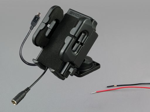 DASH MOUNT PHONE CRADLE - CHARGER & ANTENNA COUPLER