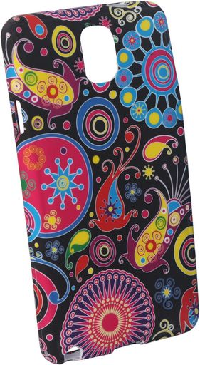 STYLISH PRINTED JELLY CASE