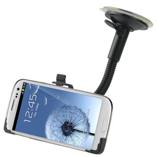 WINDSHIELD MOUNT CRADLE - PHONE SPECIFIC