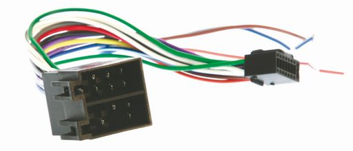 JVC TO ISO HARNESS