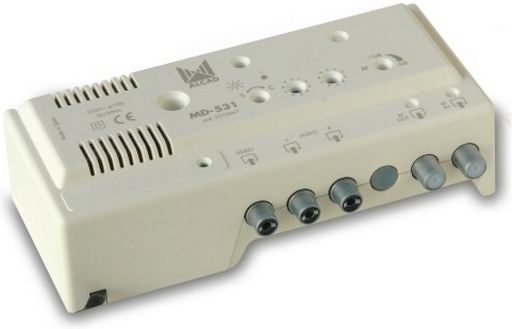 RF ANALOGUE MODULATOR ALCAD