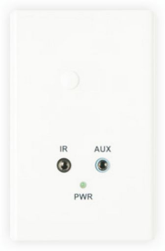 WALL PLATE AUDIO-IN LOCAL
