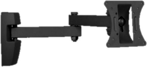 TRIPLE JOINT SINGLE ARM TV SUPPORT