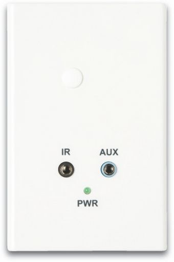 WALL PLATE AUDIO-IN LOCAL.