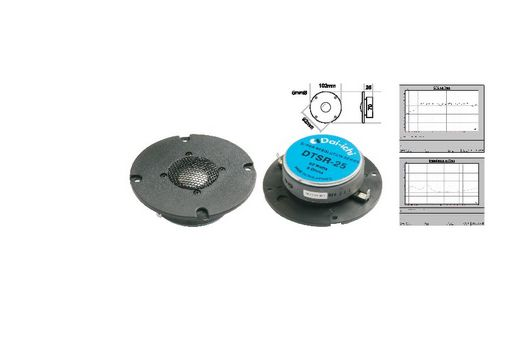 "1"" DOME TWEETER - DAICHI SUPER RESOLUTION SERIES"
