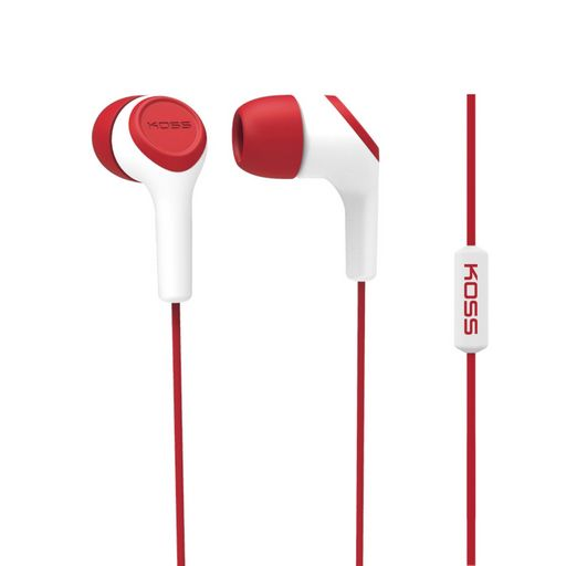 KOSS KEB15i EARBUD WITH MICROPHONE
