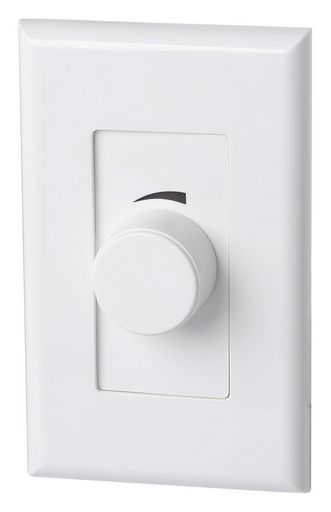 VOLUME CONTROL WALL PLATE 8 OHM