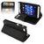 HORIZONTAL FLIP LEATHER CASE WITH CARD HOLDER & STAND