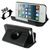 iPHONE 5 360° ROTATABLE LEATHER CASE WITH HOLDER