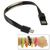 MICRO USB DATA AND CHARGE WRISTBAND CABLE