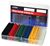 HEAT SHRINK TUBING KIT MULTI-COLOUR
